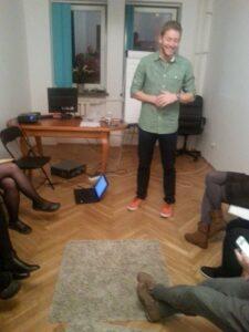 """Spotkanie liderów – projekt """"Rodzina naPlus"""""""