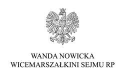 Wicemarszałkini Sejmu RP Wanda Nowicka