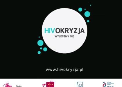 Kolejny spot  kampanii HIVokryzja.