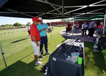 CRCF Golf event