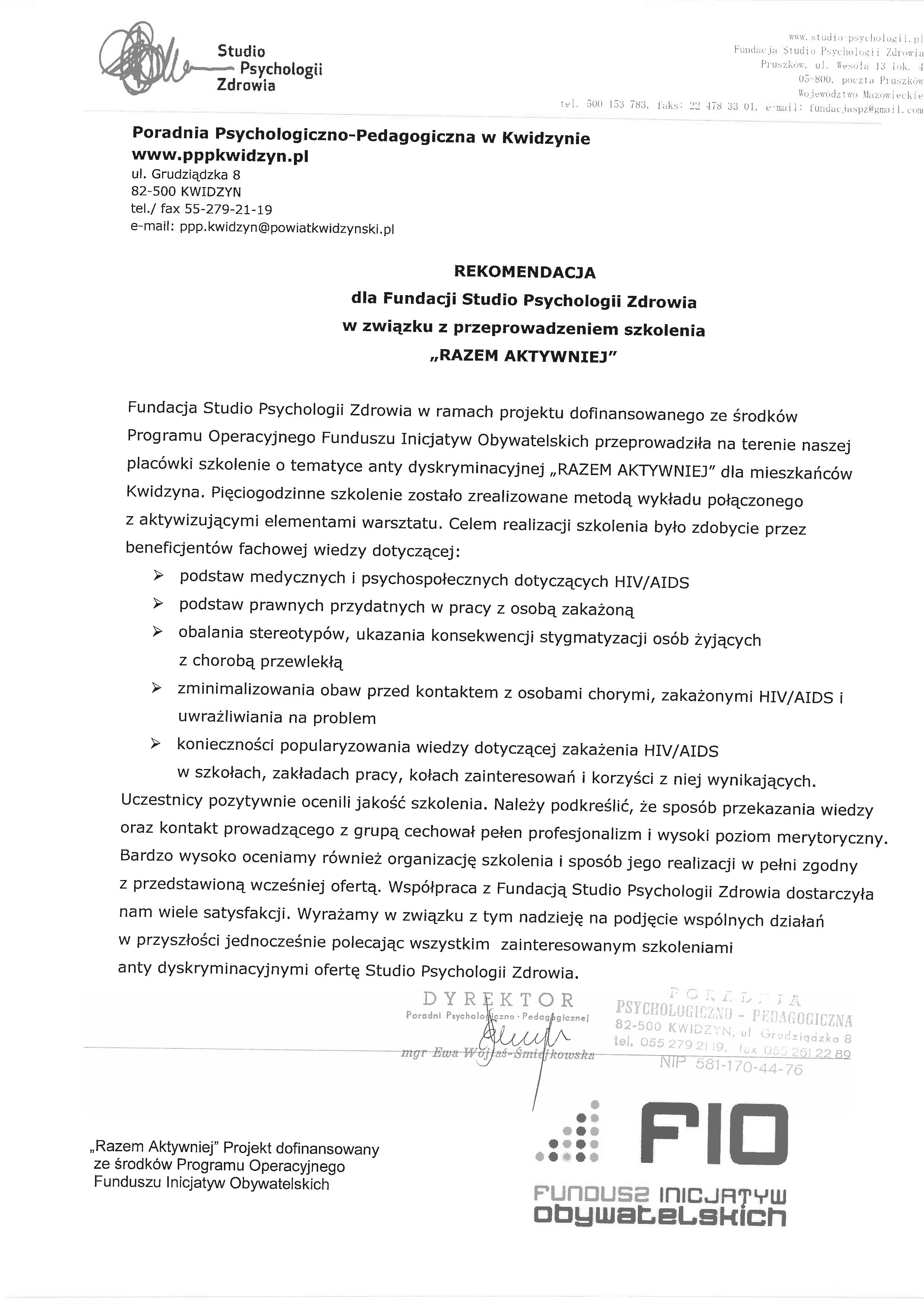 Poradnia Psychologiczno-Pedagogiczna w Kwidzynie-1
